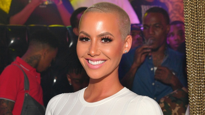 Amber Rose Is Being Shamed for
