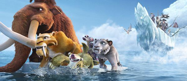 Arrrr! Ice Age 4 goes pirate