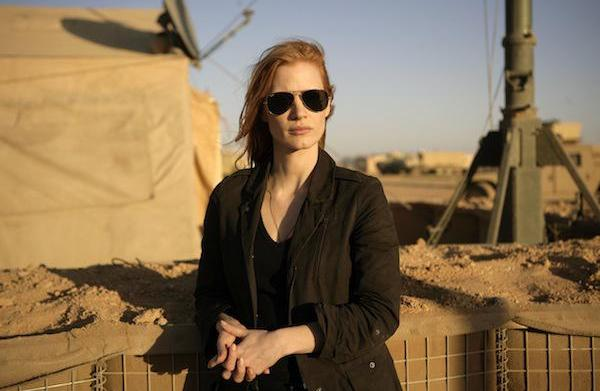 Zero Dark Thirty exclusive: Bad-a$$ Jessica