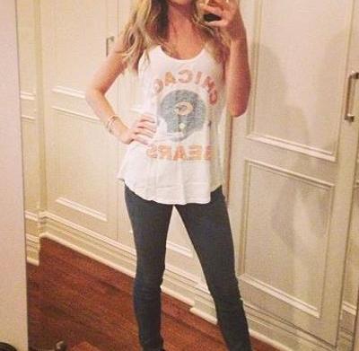 Copy her mom style: Kristin Cavallari's