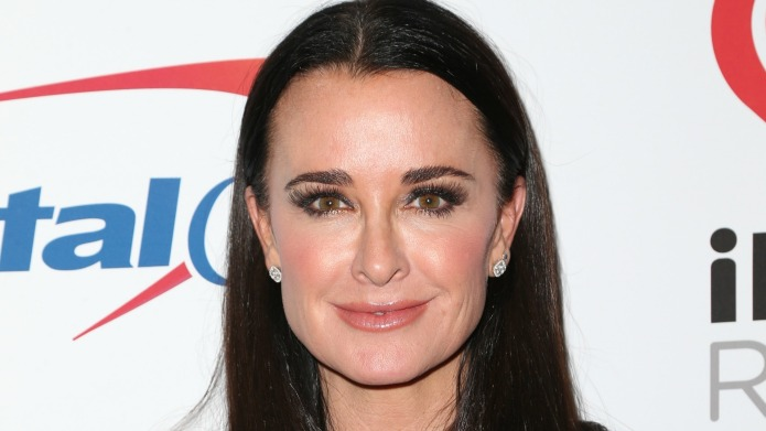 Kyle Richards opens up about her