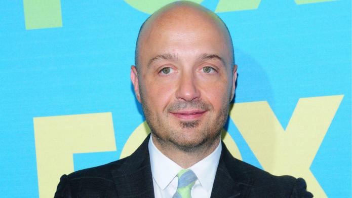 MasterChef judge Joe Bastianich leaving the