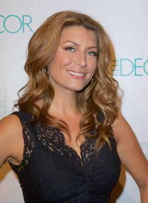 Genevieve Gorder's holiday style: Organic &