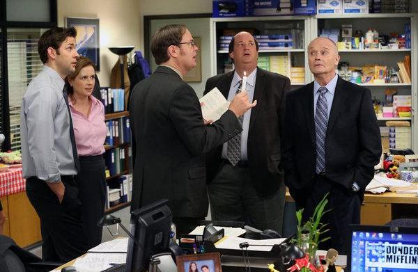 The very last The Office Christmas
