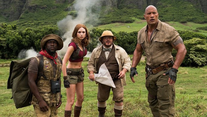 Why I'm Boycotting the New Jumanji