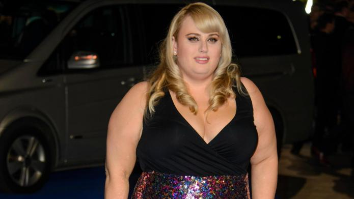 Rebel Wilson says her curves have