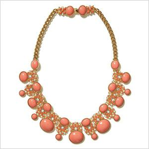 Vibrant necklaces that make a statement