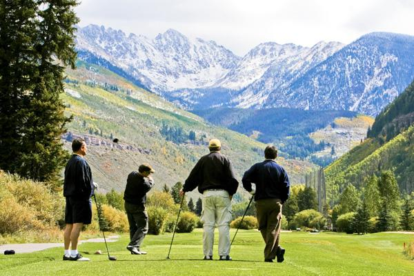 America's best golf destinations