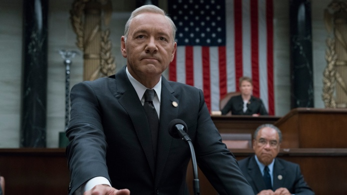 Anyone Else Think House of Cards
