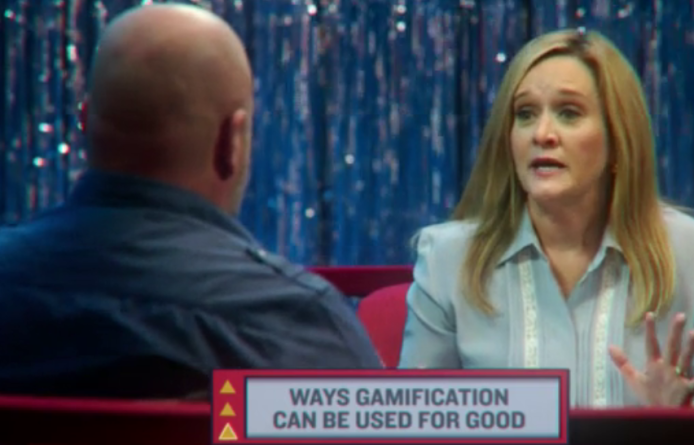 Samantha Bee Shows the Merits of