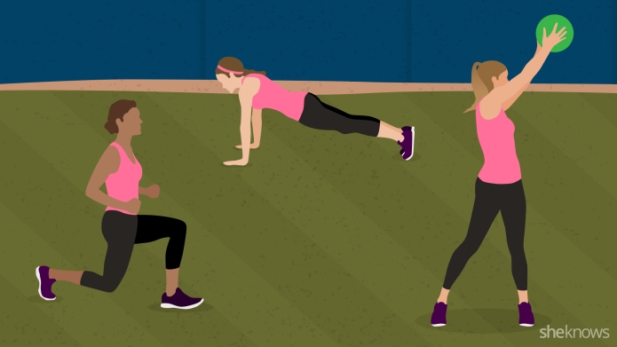 6 Exercises to tone like a