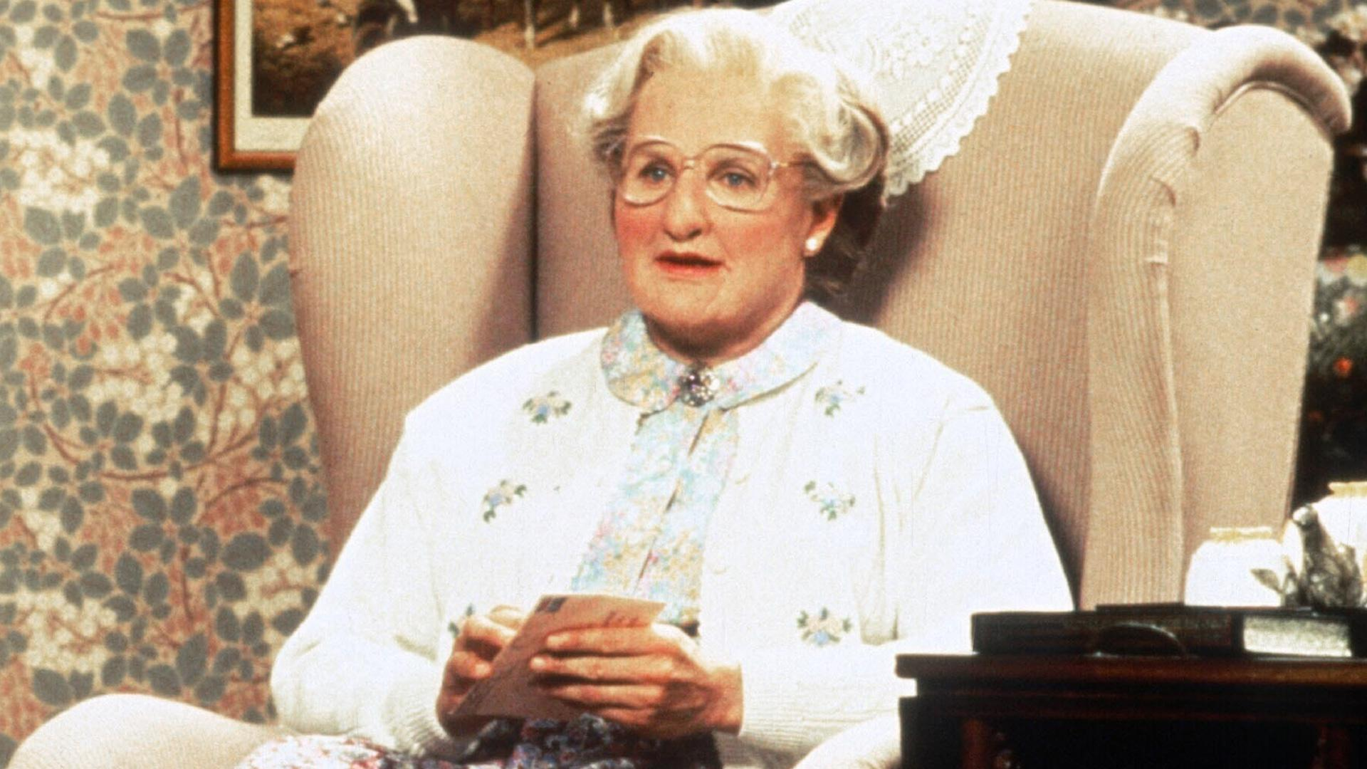 Mrs. Doubtfire home set on fire — check out the damage – SheKnows