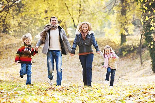 Fit Family: A guide to healthy,