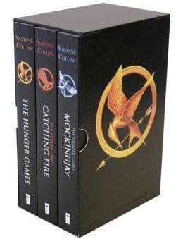 The Hunger Games Boxset