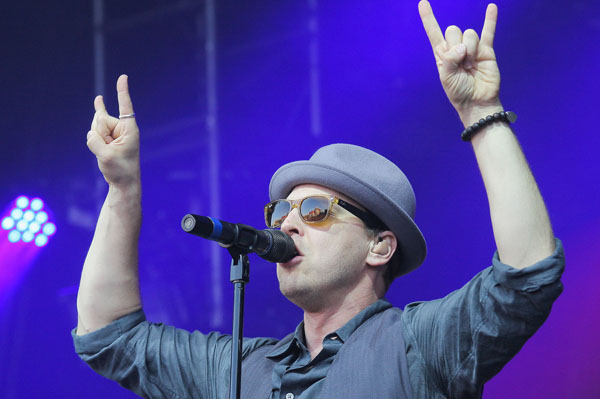 Gavin DeGraw reportedly joining Dancing with the Stars
