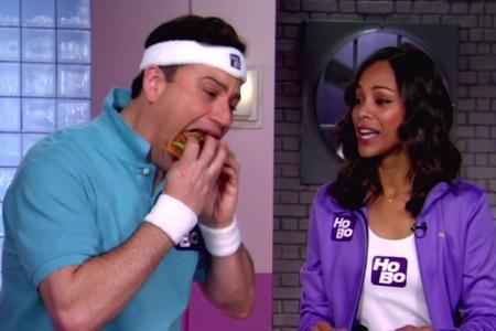 Jimmy Kimmel's new hottie body diet