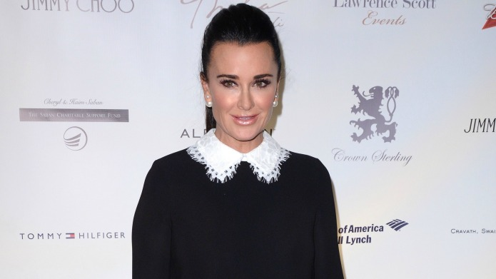 Kyle Richards claims Real Housewives doubted