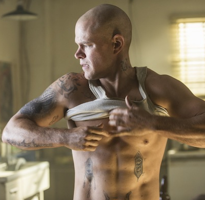 Elysium movie review: Hot Damon on