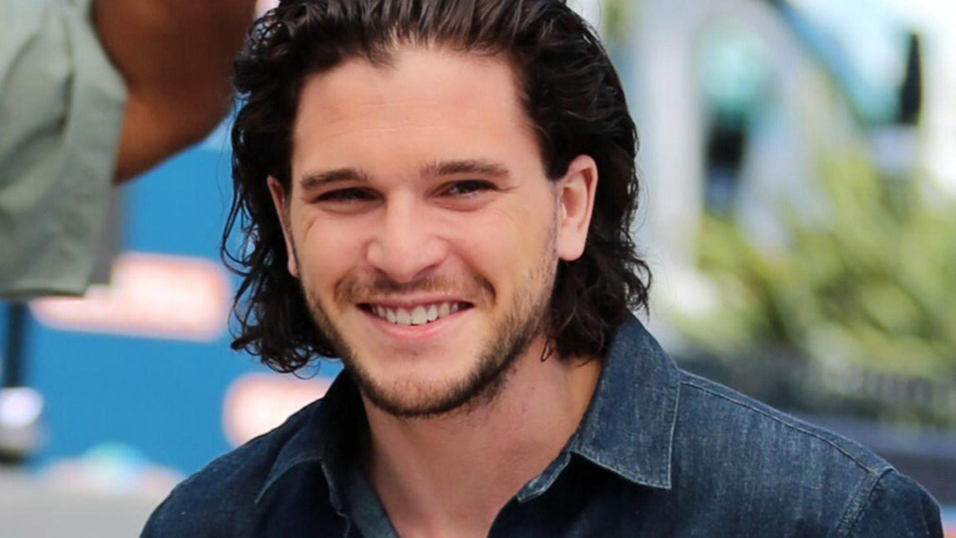 Why Kit Harington must never ever cut his hair – SheKnows