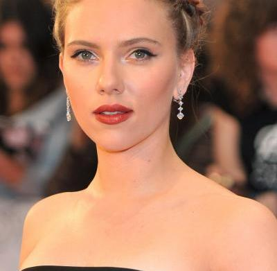 ScarJo's braided halo hairstyle: Get the