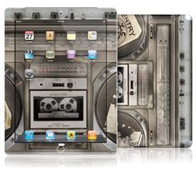 GelaSkins for iPad