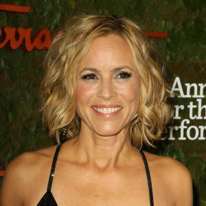 Maria Bello's modern family and the