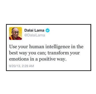 30 Inspirational tweets