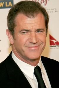 Mel Gibson finds church solace away