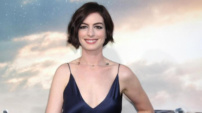 Anne Hathaway is scared of people
