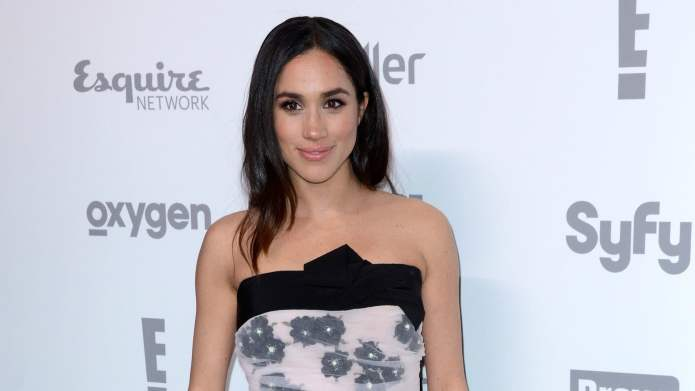 But Is Meghan Markle's Ring Actually