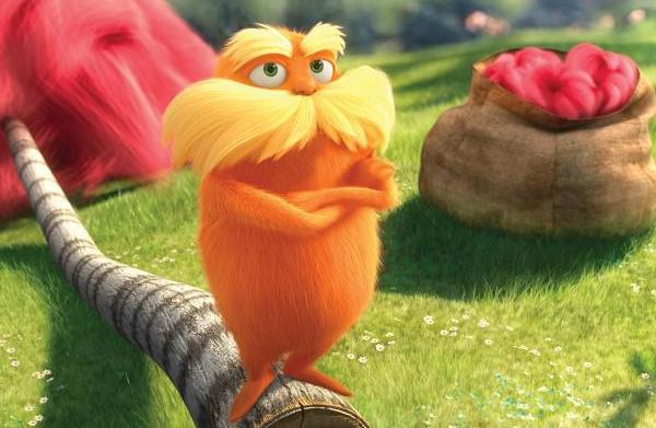 Must-see DVDs: The Lorax is No.