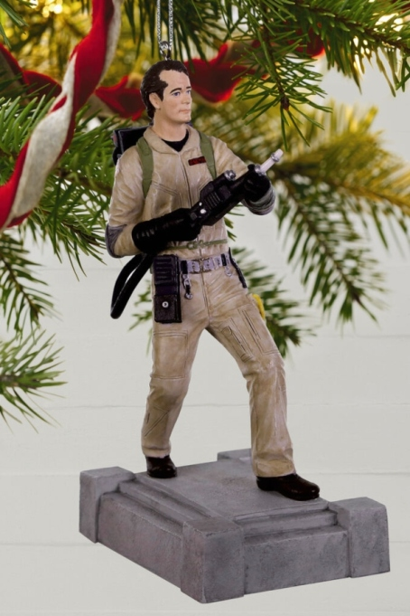 Dr. Peter Venkman from 'Ghostbusters' ornament.