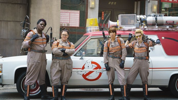 Ghostbusters gives patriarchy a proton-fueled kick