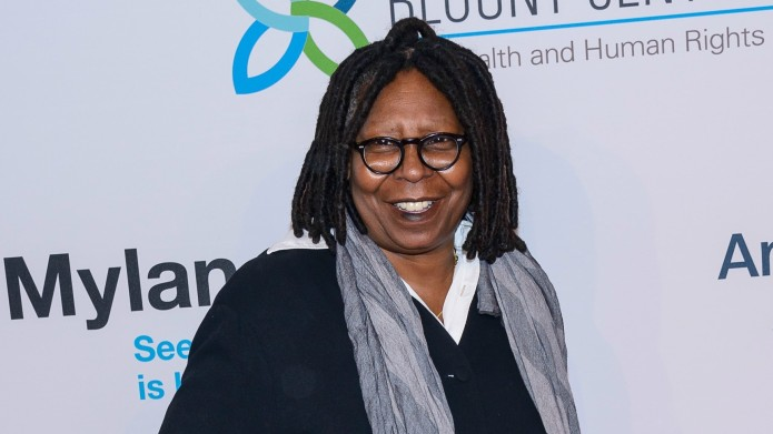 Whoopi Goldberg says she's 'not African-American'