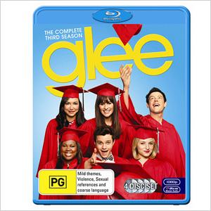 Glee: The Complete Third Season DVD Set