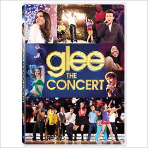 Glee The Concert Movie DVD