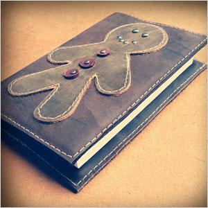 personalized monogrammed passport holder