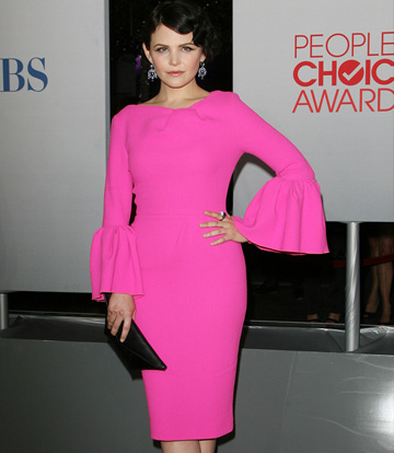 Ginnifer Goodwin's Peoples Choice Awards style