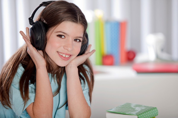 Does listening to music help you do homework