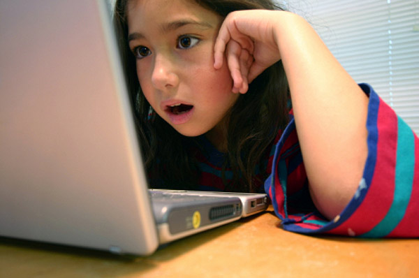 Girl on the internet - online safety
