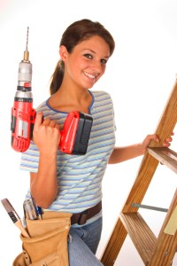 Girl's guide to home improvement
