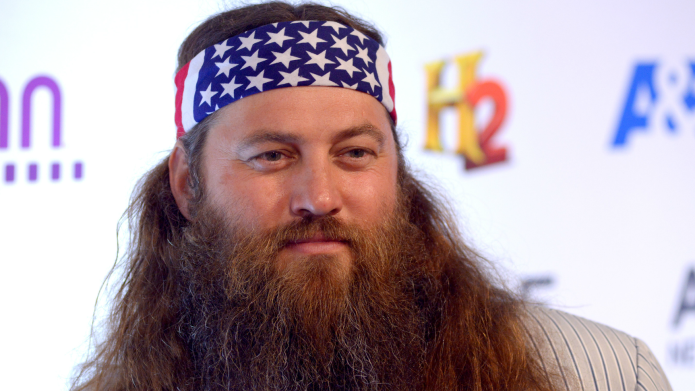 Duck Dynasty's Willie Robertson snagged a