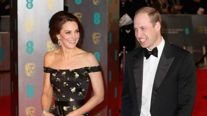 Kate Middleton Swept the 2017 BAFTA