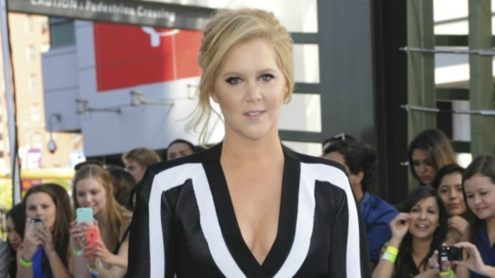 Amy Schumer's parody about big butts