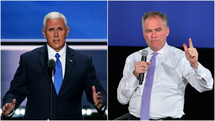 Where the VP candidates stand on