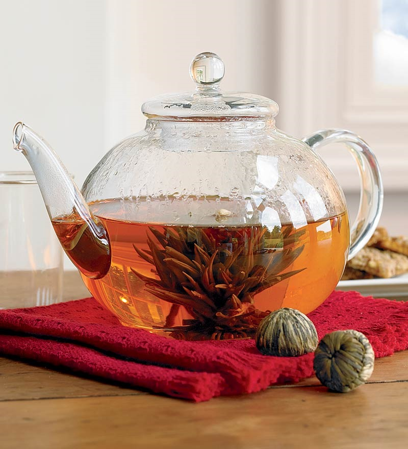 1. Classic glass teapot & 15 Housewarming gifts under $30 people will actually appreciate ...