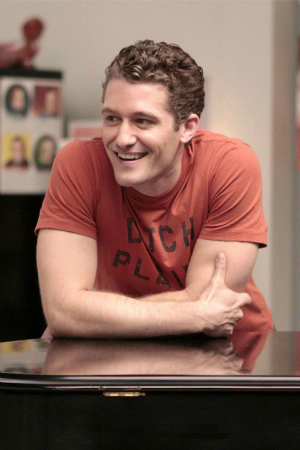Glee Actor Matthew Morrison on Season One
