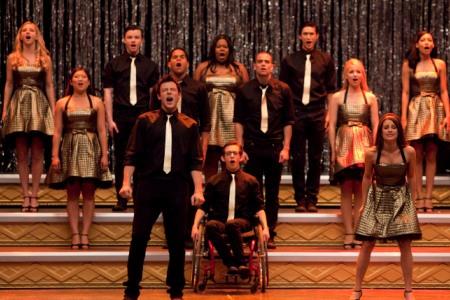 Glee season finale: Journey