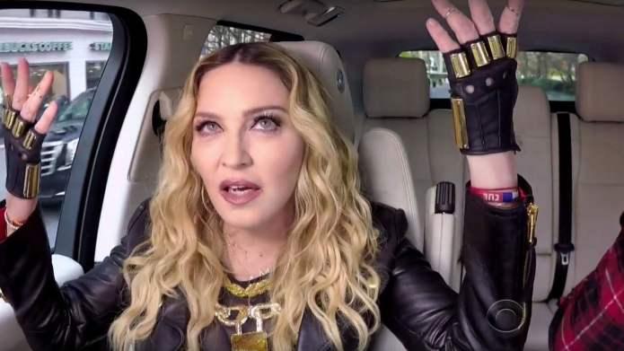 Madonna confirms a Michael Jackson hookup