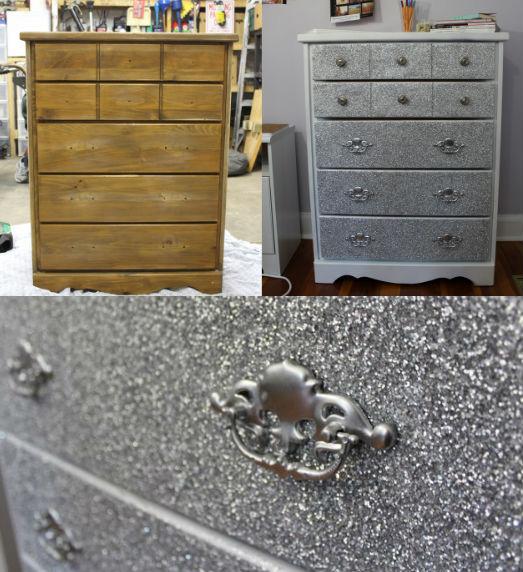 The shiniest dresser in town